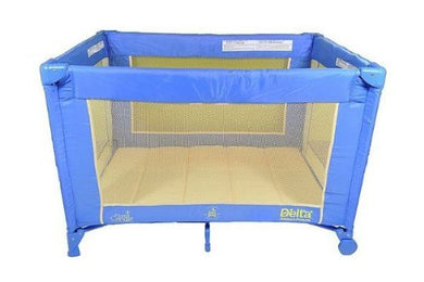 Baby Play Yard With Bassinet