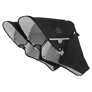 Maclaren Twin Techno Hood, Black