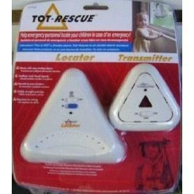 Tot-Rescue Locator And Transmitter
