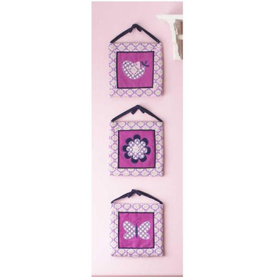 Flutter Wall Hangings - Set Of 3