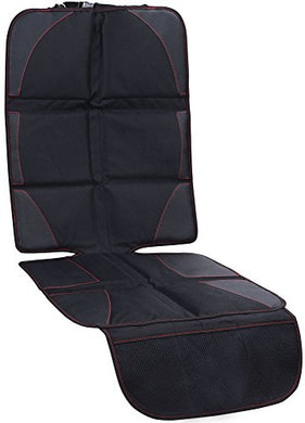 Amc Baby Car Seat Cover Protector Mat With Storage Organizer,