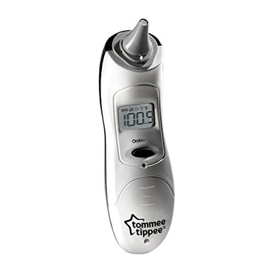 Tommee Tippee Digital, Easy Read&Amp;Non-Intrusive, Small Tip Ear Thermometer