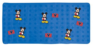 Disney Mickey Mouse Clubhouse Mouse  Dimensional Bath Mat, Blue
