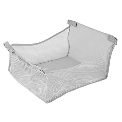 Maclaren Quest Shopping Basket, Silver