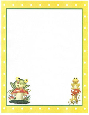 Frog Stationery Printer Paper 26 Sheets