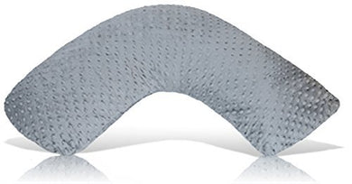 Bosom Baby Grey Dot Breastfeeding Pillow