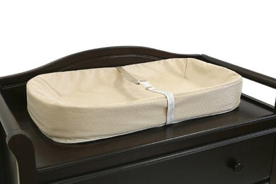 La Baby Waterproof Blended Organic Cotton Fitted Cover For Full Size Crib Mattress