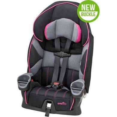 Evenflo Maestro Harnessed Booster Car Seat, Taylor Comfort And Safety For The Child
