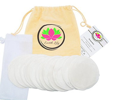 Hemp Nursing Pads| Washable Bra Pads For Breastfeeding Leak Proof| Ultra Soft Nursing Pads| Kit With 6 Pairs Washing Bag And Cotton Bag