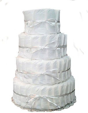 4 Layer Decorate It Yourself Diaper Cake