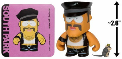 Mr. Slave ~2.6 Kidrobot X South Park Mini-Figure