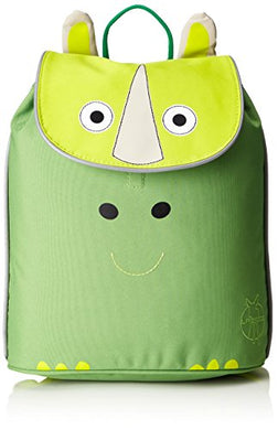 Lassig Kids Kindergarten Duffle Backpack Wildlife Rhino