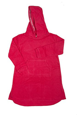 Uh-Oh! Hooded Towel Top Red 10-12 Years