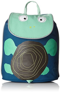 Lassig Kids Kindergarten Duffle Backpack Wildlife Turtle