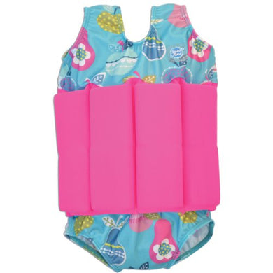 Splash About Collections Float Suit, 2-4 Years (Chest: 56Cm Length: 40Cm), Tutti Frutti