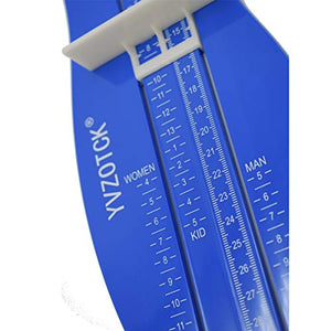 Foot Measuring Device For Kids Adult Shoe Sizer Buying Shoes Online With A Foot Measurement