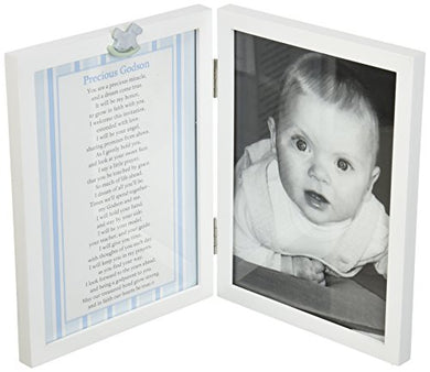 The Grandparent Gift Co. Sweet Something Frame, Precious Godson