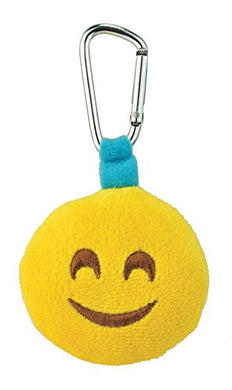Emoji Backpack Clip, Smiley