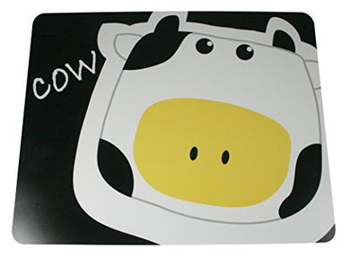 Ecobamboo Ware 4 Piece Placemats, Bruno The Cow