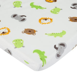 Babies R Us Safari Plush Changing Pad Cover