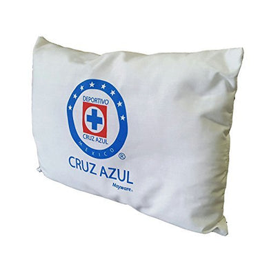 Cruz Azul Soccer Decorated Baby Pillow