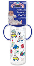 Load image into Gallery viewer, Twin Handle Nurser Bottle (Colors And Styles May Vary)