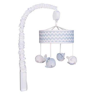 Trend Lab Blue Sky Musical Mobile, Blue