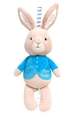 Beatrix Potter Peter Rabbit Musical Plush Toy, 12
