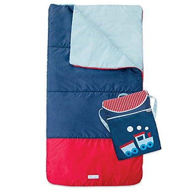 Jj Cole Sleeping Bag Backpack, Train