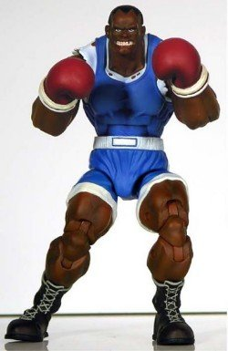 Streetfighter Series 3: Balrog Figure