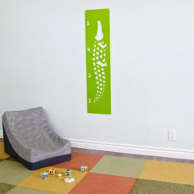 Numi Numi Design Nubby Growth Chart, Green