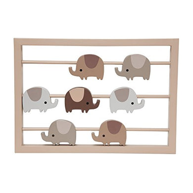 Lambs &Amp; Ivy Oatmeal Cookie Wall Decor