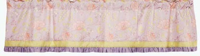 Kids Line Valance - Dena Snowflower