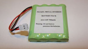 Summer Infant Battery For 02320 Part Numbers: H-Aaa600, Batt-02170 , 02174, 02320 By Rtl Battereis