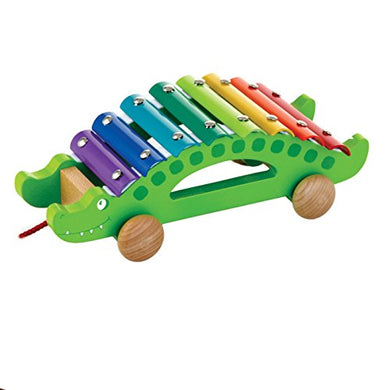 Windsor Pull Along Xylophone Crocodile