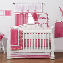 Load image into Gallery viewer, One Grace Place Simplicity Hot Pink Binky Blanket, Hot Pink And Pink