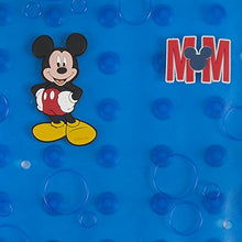 Load image into Gallery viewer, Disney Mickey Mouse Clubhouse Mouse  Dimensional Bath Mat, Blue