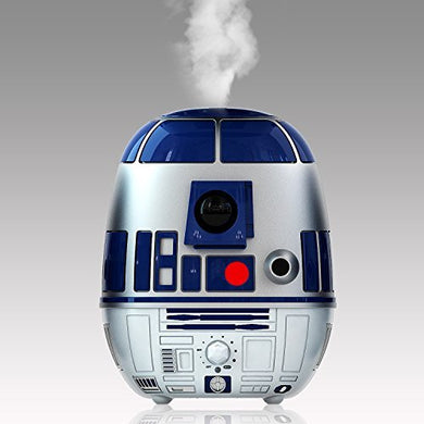 Star Wars R2D2 Capacity Ultrasonic Cool Mist Humidifier, 1 Gallon