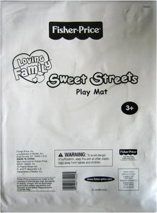 Fisher-Price Loving Family Sweet Streets Play Mat