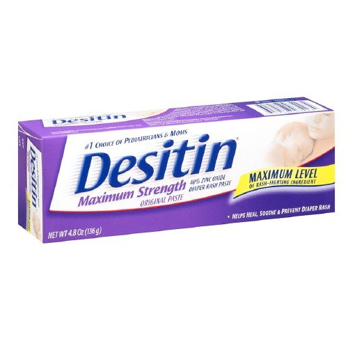 Desitin Maximum Strength 4.8 Oz (136 G)