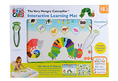 The World Of Eric Carle The Very Hungry Caterpillar Learning (2 Mats) With Voice Pen