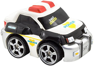 Kid Galaxy 20315 Shake For Sound - Police Car Vehicle