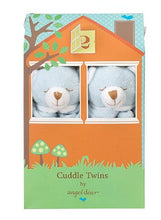 Load image into Gallery viewer, Angel Dear Blue Bear Cuddle Twin Set.