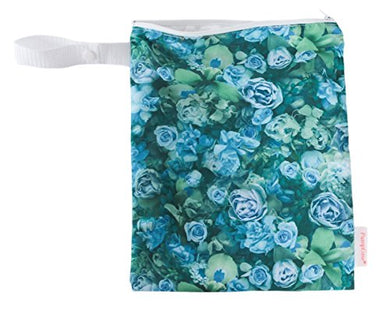 Multi-Purpose Wet Bag By Pumpease - Royal Blooms