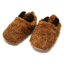 Load image into Gallery viewer, The Babymio Collection Booties, Mellven The Moose, 6 Months