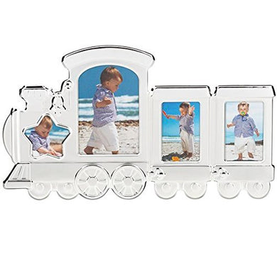 Lenox Baby Train Photo Frame