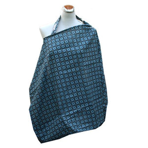 Tokens Turquoise Nursing Cover