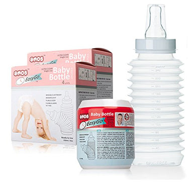 36Pcs Very Convenient Disposable Baby Bottle / Feeding Bottle /Amos Easygo Big Pack