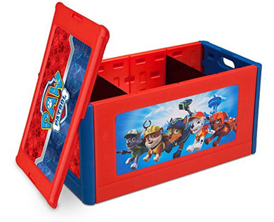 Delta Children Store And Organize Toy Box, Nick Jr. Paw Patrol