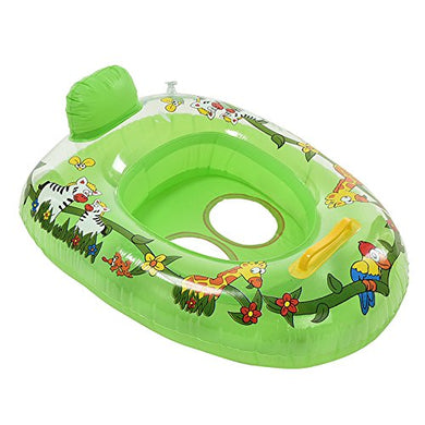 Ioffersuper Kids Baby Care Seat Swimming Swim Ring Pool Aid Trainer Beach Float Inflatable